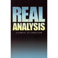 【预订】Real Analysis 9780486445243