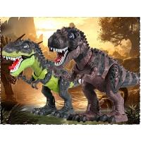 儿童电动恐龙玩具大号仿真会下蛋行走动物遥控模型男孩霸王龙玩具