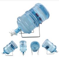 普润 桶装水 支架水龙头饮水机配件 水嘴一个+防尘塞一个+台式钢架