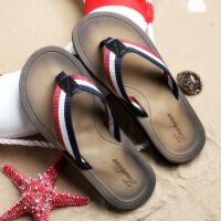 人字拖男潮夏季防滑男士凉拖鞋韩版潮流个性外穿沙滩凉鞋时尚拖鞋