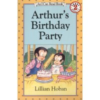 Arthur's Birthday Party (I Can Read Level 2) 亚瑟的生日聚会【英文原版】