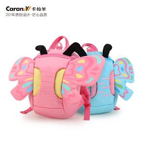 卡拉羊(Carany)可爱动物幼儿背包小学生双肩包1-3-5岁减负儿童书包女CX6063