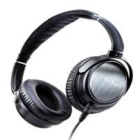 EDIFIER漫步者 H850手机通用降噪头戴式HIFI耳机黑色