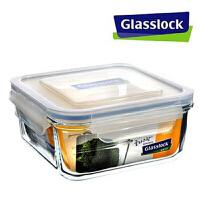 红兔子(HONGTUZI) 钢化玻璃饭盒微波炉保鲜盒便当盒 1200毫升
