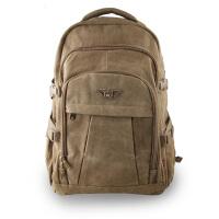 双肩包男帆布背包大容量旅行包登山包休闲户外运动包旅游女电脑包