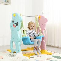 儿童室内荡秋千吊椅宝宝家用滑滑梯秋千户外女小孩1-3岁婴儿玩具