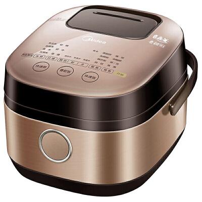 Midea美的电饭煲HS4010【货到付款】支持礼品卡付款 4L IH电磁加热技术