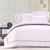 Toscaso五星酒店纯棉床单单件加大加厚床上用品