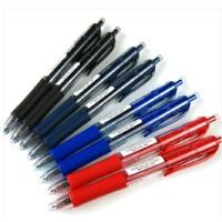 三菱(Uni) UMN-152按制走珠笔 按动中性笔 水笔 0.5mm签字笔