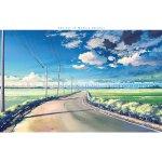 英文原版 新海诚的艺术 A Sky Longing for Memories: The Art of Makoto S