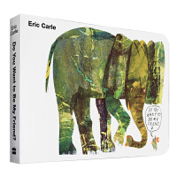 Eric Carle: Do You Want to Be My Friend? 你想和我做朋友吗?(卡板书) ISB