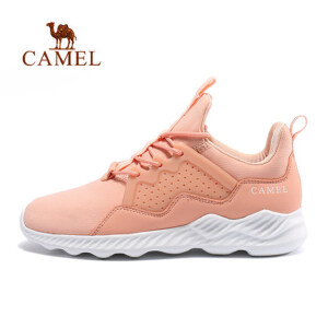 骆驼运动鞋2018新款秋冬女减震耐磨跑步鞋学生时尚透气舒适休闲鞋