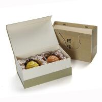 【家装节 夏季狂欢】创意菠萝茶叶罐个性陶瓷密封存储物罐装普洱茶叶包礼盒装