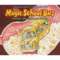 Magic School Bus Inside the Human Body神奇校车-人体的奥秘 9780590414