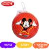 【当当自营】哈哈球迪士尼6寸欢乐拍拍球充气玩具幼儿童玩具球皮球防爆无味H1258红色