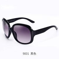 大框偏光太阳镜女圆脸墨镜时尚复古个性时尚开车驾驶眼镜女潮