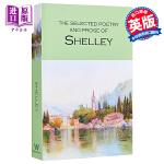 【中商原版】英文原版 Selected Poetry & Prose雪莉诗歌集