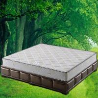 乳胶床垫 山棕弹簧床垫 1.5米 1.8米 席梦思床垫 棕垫床垫 白色