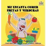 【预订】I Love to Eat Fruits and Vegetables (Spanish language e