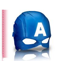 漫威英雄面具美国队长3黑豹钢铁侠内战系列