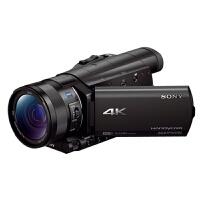 索尼(SONY)FDR-AXP60 4K高清数码摄像机 内置64G内存 5轴防抖 20倍光学变焦 蔡司镜头 内置投影