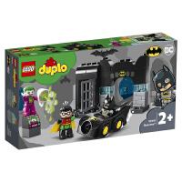 LEGO�犯叻e木 得��DUPLO系列 10919 蝙蝠�b抓捕行�� 玩具�Y物