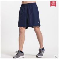 四分速干田径训练裤 跑步短裤 男马拉松健身运动短裤