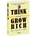 【新书店正版】THINK AND GROW RICH:思考致富(英文朗读版)(畅销英文原版,配套美音朗读免费下载)(美