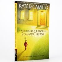 爱德华的奇妙之旅 英文原版小说 英文版 Miraculous Journey of Edward Tulane 韩剧来