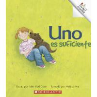 【预订】Uno Es Suficiente = One Is Enough