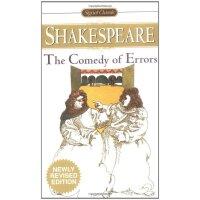 错误喜剧 The Comedy of Errors (Signet Classics) 英文原版