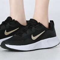 NIKE/耐克WEARALLDAY透�廨p便 青少年大童鞋/女子跑步鞋休�e鞋CJ3816-005