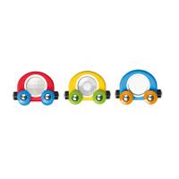Hape观光火车18个月以上火车轨道配件玩具儿童宝宝早教益智启蒙玩具婴幼玩具木制E3805