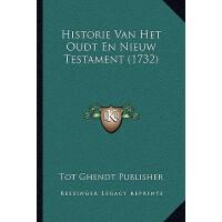 【预订】Historie Van Het Oudt En Nieuw Testament (1732) 9781166