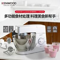 KENWOOD/凯伍德 KM336厨师机 家用 多功能自动和面机 料理机