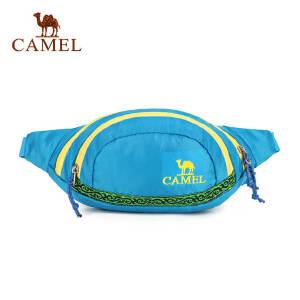 camel骆驼户外四季腰包 2L男女款运动休闲腰包