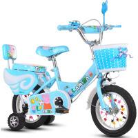 儿童自行车女孩3-4-6-8岁男单车12/14/16/18/20寸脚踏车