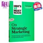 英文原版HBR's 10 Must Reads on Strategic Marketing (with featur