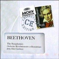 [现货]进口原版 CD 贝多芬交响曲全集 贾丁纳