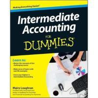 【预订】Intermediate Accounting for Dummies 9781118176825