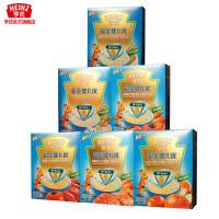 亨氏米粉超金健儿优婴儿营养米粉优惠组合套餐6盒装 6种口味全