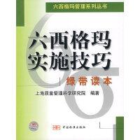 六西格玛实施技巧(绿带读本)/六西格玛管理系列丛书