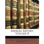 【预订】Annual Report, Volume 8 9781146633703