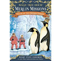 Magic Tree House #40:Eve of Emperor Penguin 神奇树屋系列40:帝企鹅的前夕