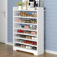 亿家达 简易鞋架多层 防尘鞋柜经济型收纳架子多功能家用鞋架组装