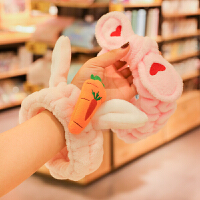 买一送一发带女洗脸束发带韩国洗漱化妆网红简约头饰品头箍发箍
