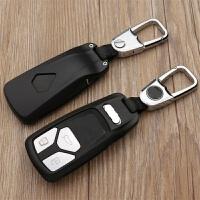 新款2018款奥迪A4L钥匙包 新奥迪Q7 TT A5钥匙包套扣/金属壳