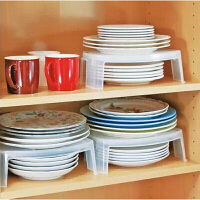 日本 厨房收纳架 碗碟餐盘通风沥水架 餐盘碗盘置物架整理架