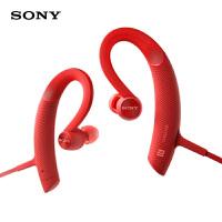 Sony/索尼 MDR-XB80BS入耳式蓝牙耳机运动跑步重低音防水通话耳麦