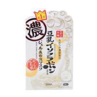 日本 SANA莎娜 豆乳 保湿�ㄠ�精华面膜 5片